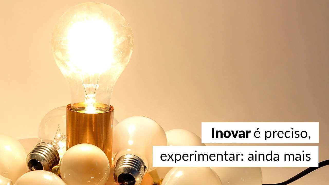 Inovação ganha contornos de caos, descoberta e planejamento