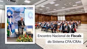"""Fiscalização é o """"core business"""" do Sistema CFA/CRAs"""