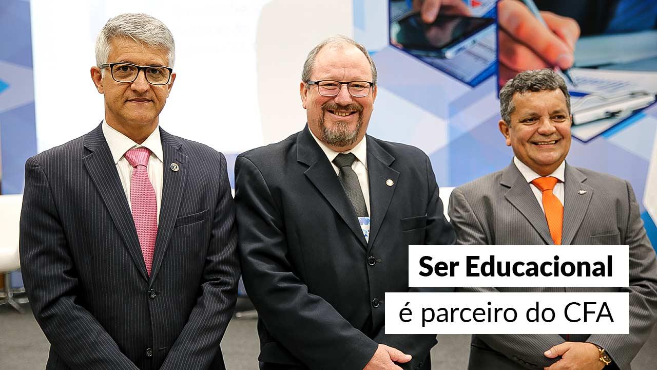 CFA celebra parceria com o Grupo Ser Educacional