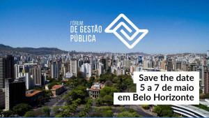 Belo Horizonte sediará Fórum de Gestão Pública