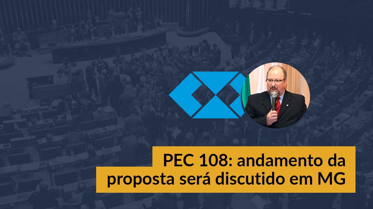 Debate será com o presidente do CFA e coordenador do Conselhão, Mauro Kreuz