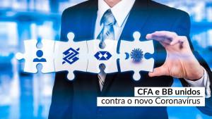 Parceria entre CFA e BB em apoio à sociedade