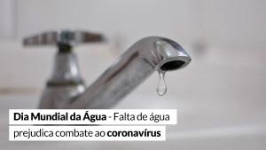 Desperdício de água ainda é alto no Brasil