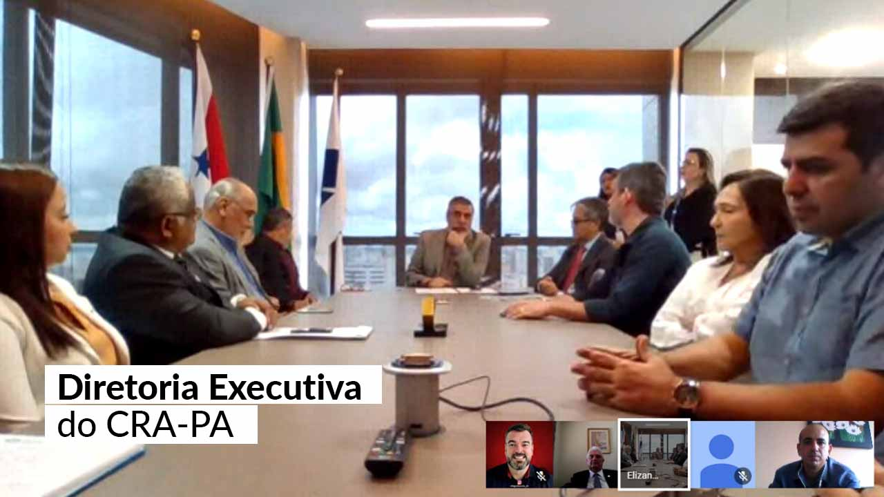 CRA-PA: Nova Diretoria Executiva é empossada no Regional