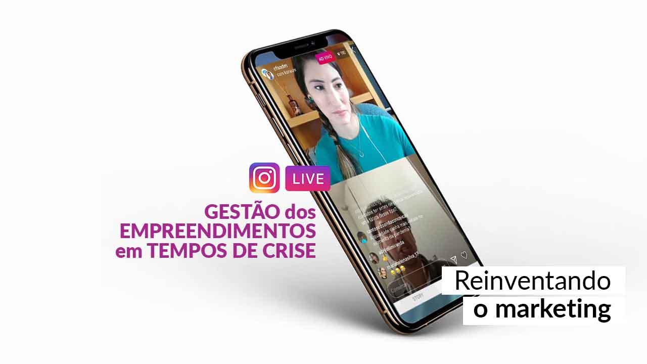 CFA encerra semana de lives no Instagram
