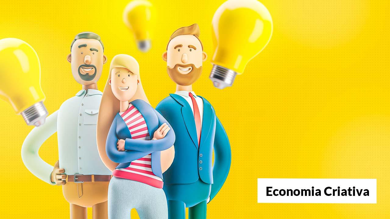 Seu futuro emprego pode estar na Economia Criativa