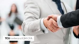 Em reunião virtual, auditores externos do TCU conhecem o IGM-CFA