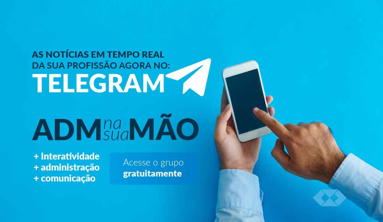 CFA lança canal oficial no Telegram para ampliar sua comunicação