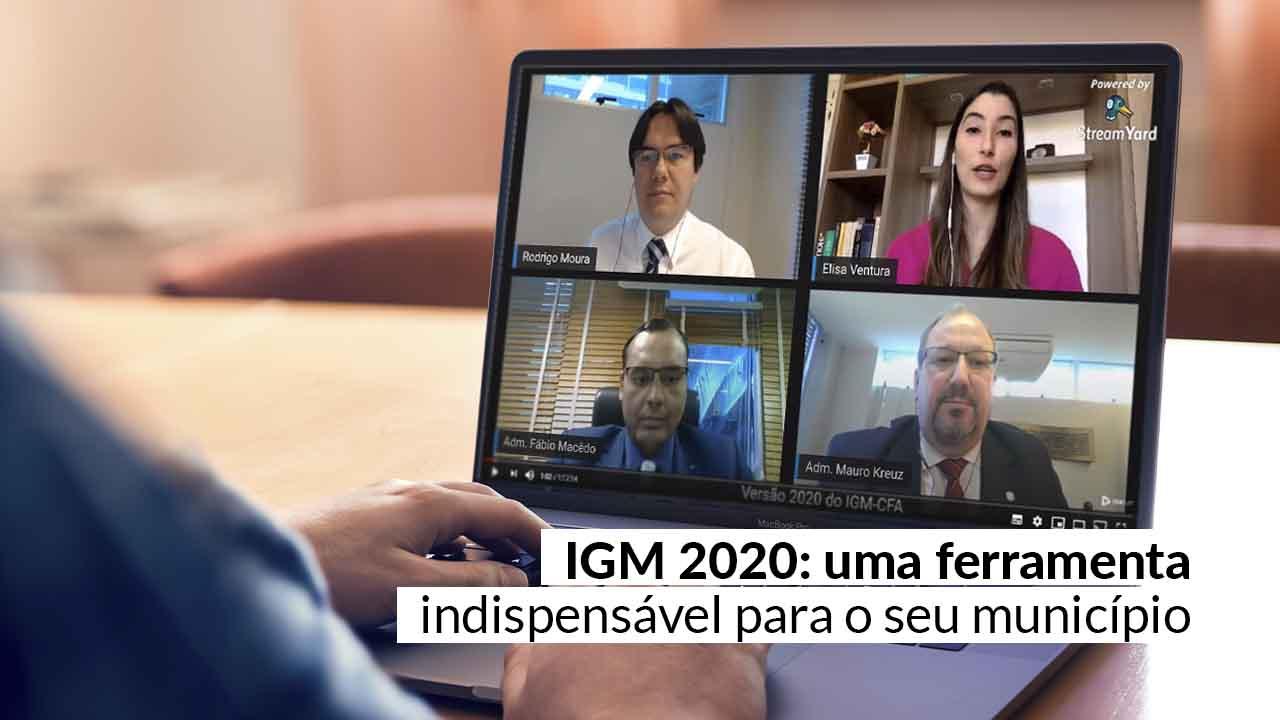 Novo IGM está mais completo e com maior alcance de municípios