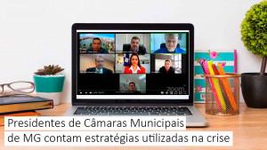 Webinar ainda apresentou o IGM-CFA aos vereadores participantes