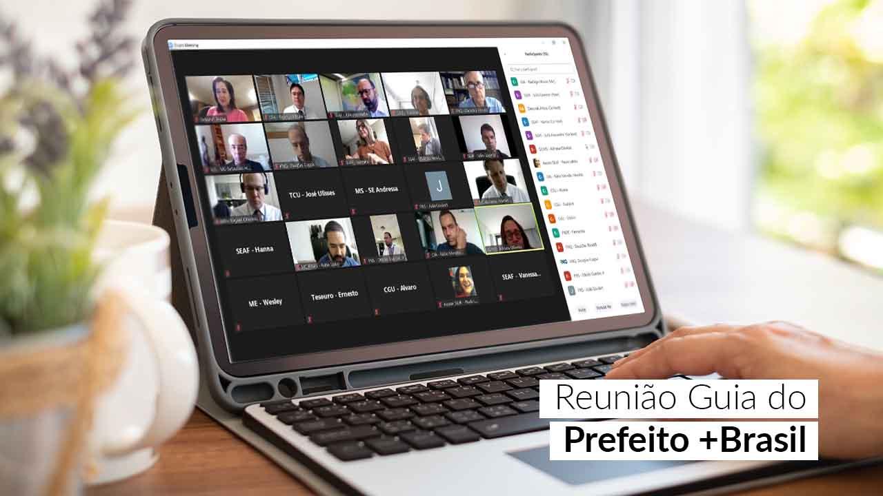 """CFA é parceiro no """"Guia de Prefeitos + Brasil"""" da Presidência da República"""