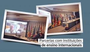 Must University e UFP celebram convênio com o CFA