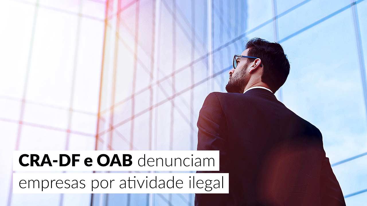 CRA-DF e OAB-DF protocolam ação civil pública junto ao TRF1