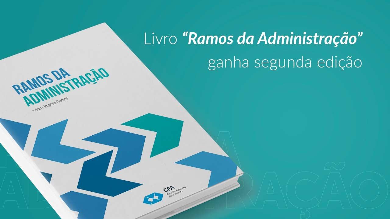 Obra é assinada pelo vice-presidente do CFA, o administrador Rogério Ramos