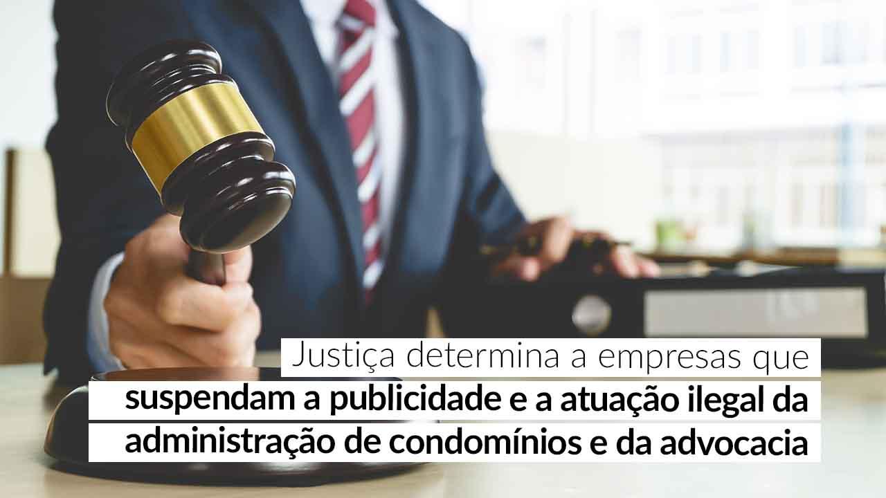 Vitória na Justiça é fruto do trabalho da fiscalização do CRA-DF e OAB-DF