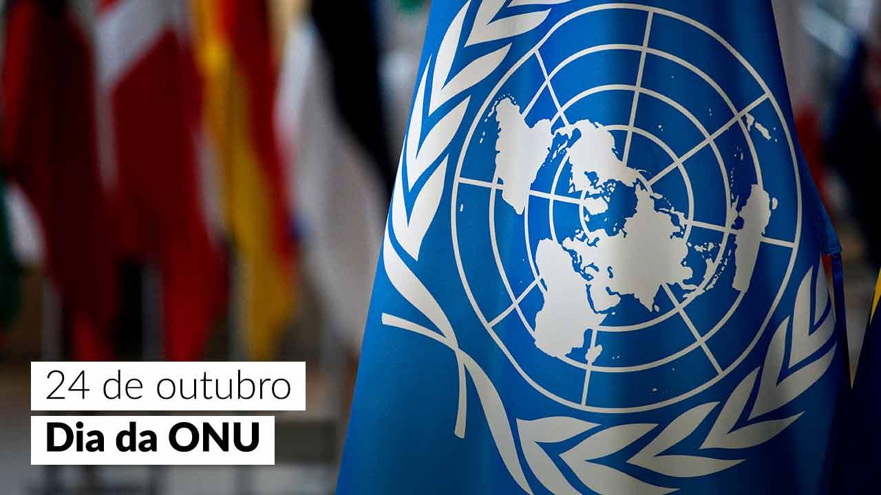 Organização das Nações Unidas completa 75 anos