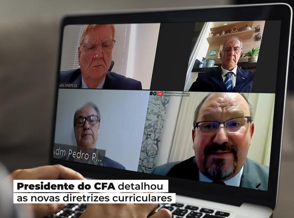 CRA-ES: Webinar apresenta as mudanças no curso de ADM
