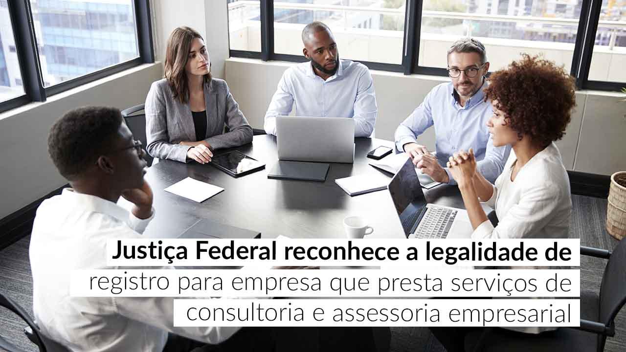 Fiscalização do CRA-RJ vence batalha judicial e garante registro de PJ