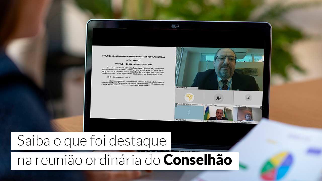 Regulamento de funcionamento do Conselhão é discutido em reunião