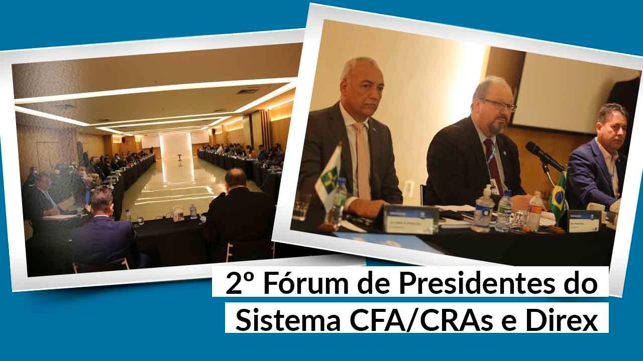 CFA tem semana movimentada de reuniões com diretores e presidentes