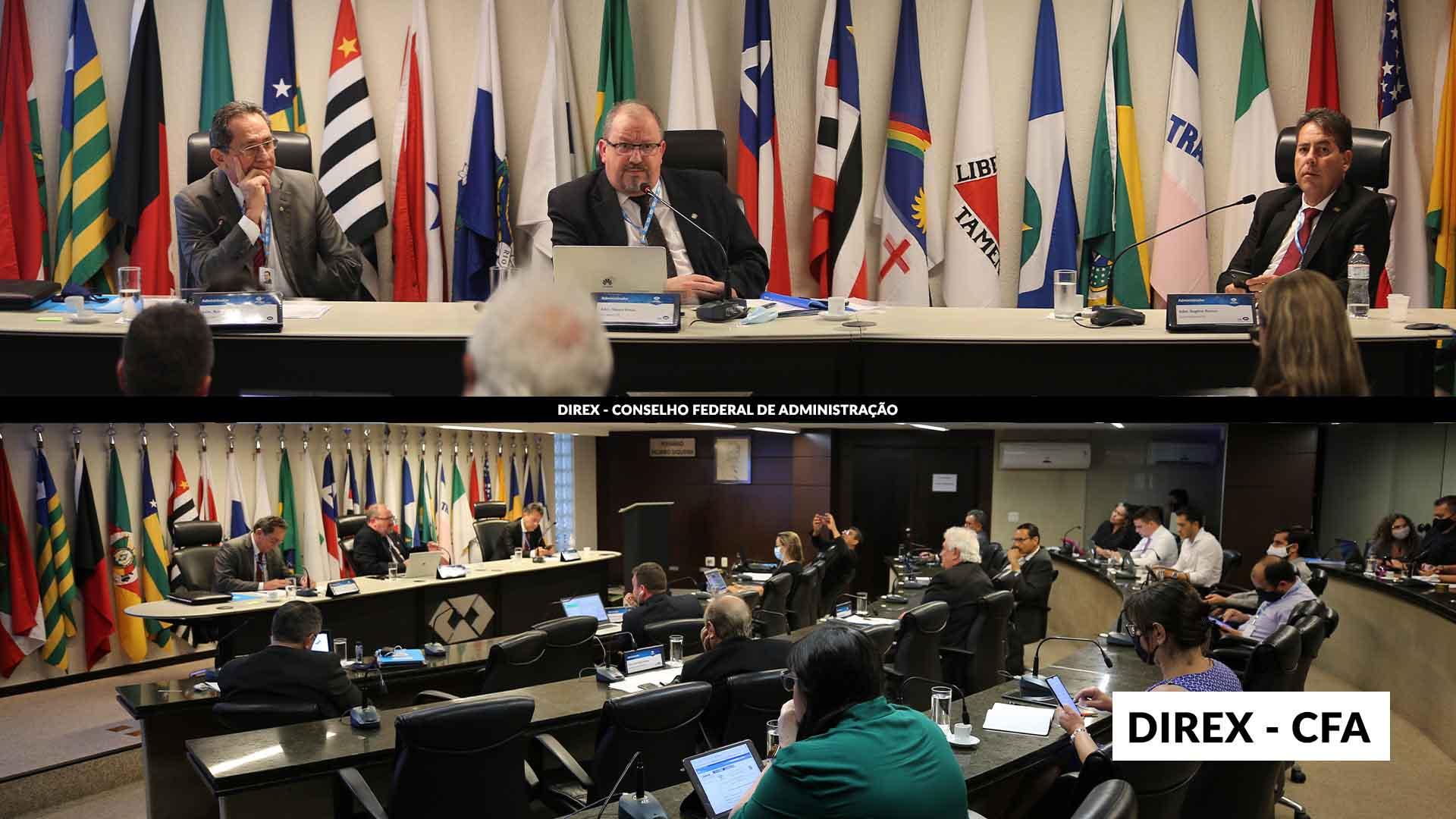 Última Direx do ano pontuou ações da Gestão Compartilhada e assuntos do Sistema