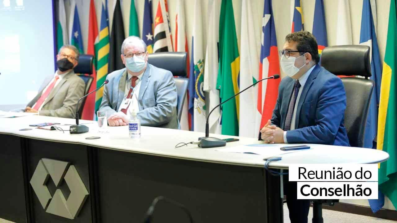 Read more about the article Conselhos profissionais se reuniram no CFA para definir ações de 2021
