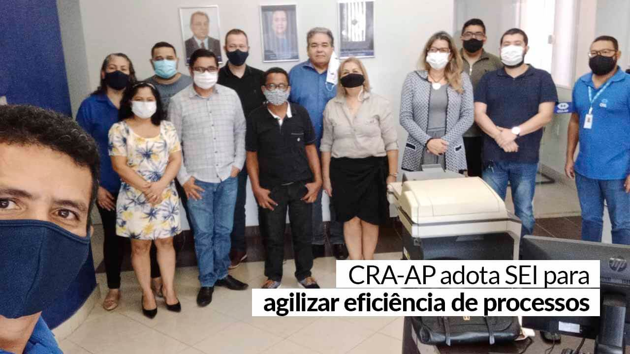 SEI: CRA-AP é o 25º regional a aderir a ferramenta