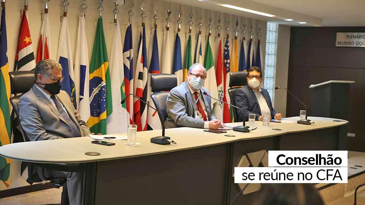 Em encontro de fevereiro, foco do grupo se mantém nas pautas nacionais