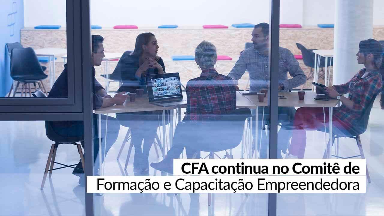 Conselheiro Mauro Leonidas é o representante do CFA no Fórum das MPEs