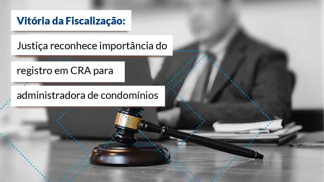 Judiciário faz valer a Lei 4.769 e empresa terá que manter registro no CRA-SP