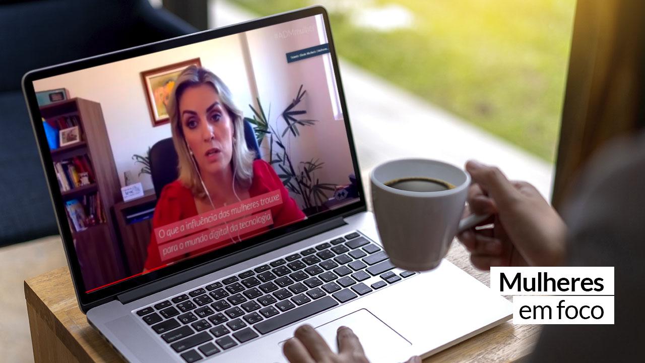 CFA promove debate sobre a participação feminina no mundo digital