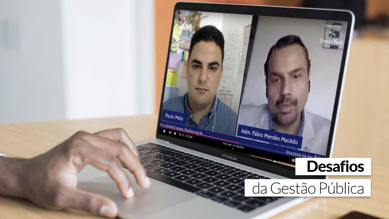 ADM Entrevista recebe diretor institucional do CFA