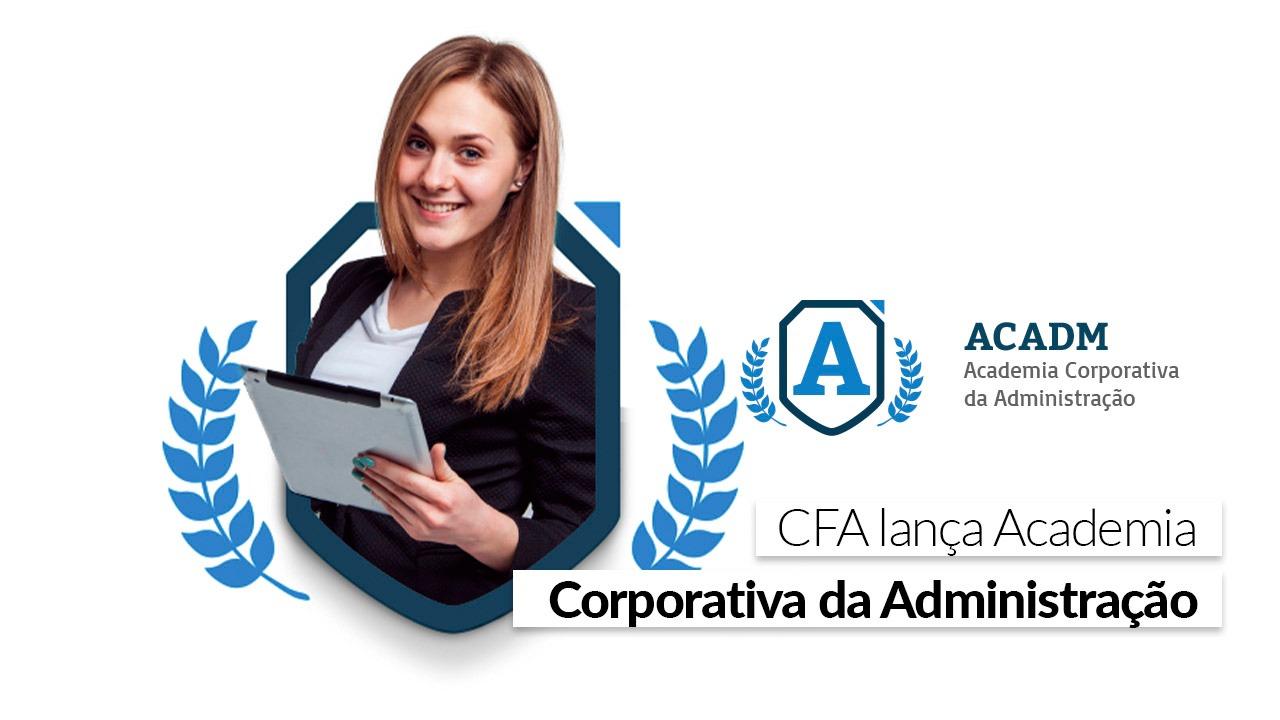 Read more about the article ACAdm já possui 16 cursos e pode ser acessada de qualquer lugar do país gratuitamente