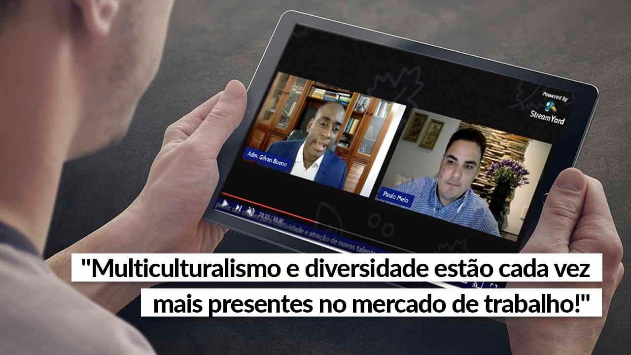 Palestra do CFAPlay promove discussão sobre diversidade nas empresas