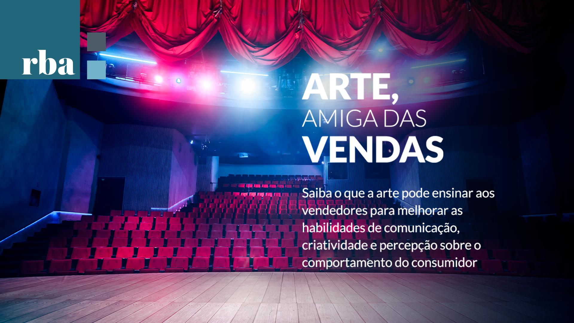 Read more about the article União entre arte e vendas faz a diferença na comunicação