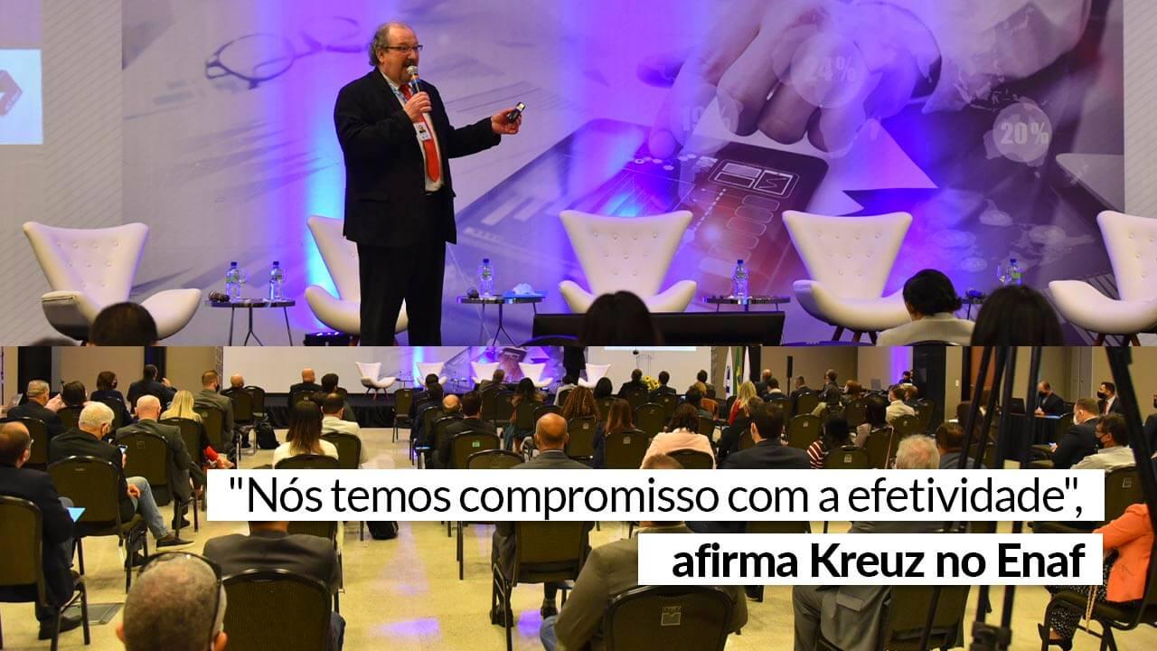 Read more about the article Começa o Encontro Nacional de Fiscais do Sistema CFA/CRAs 2021