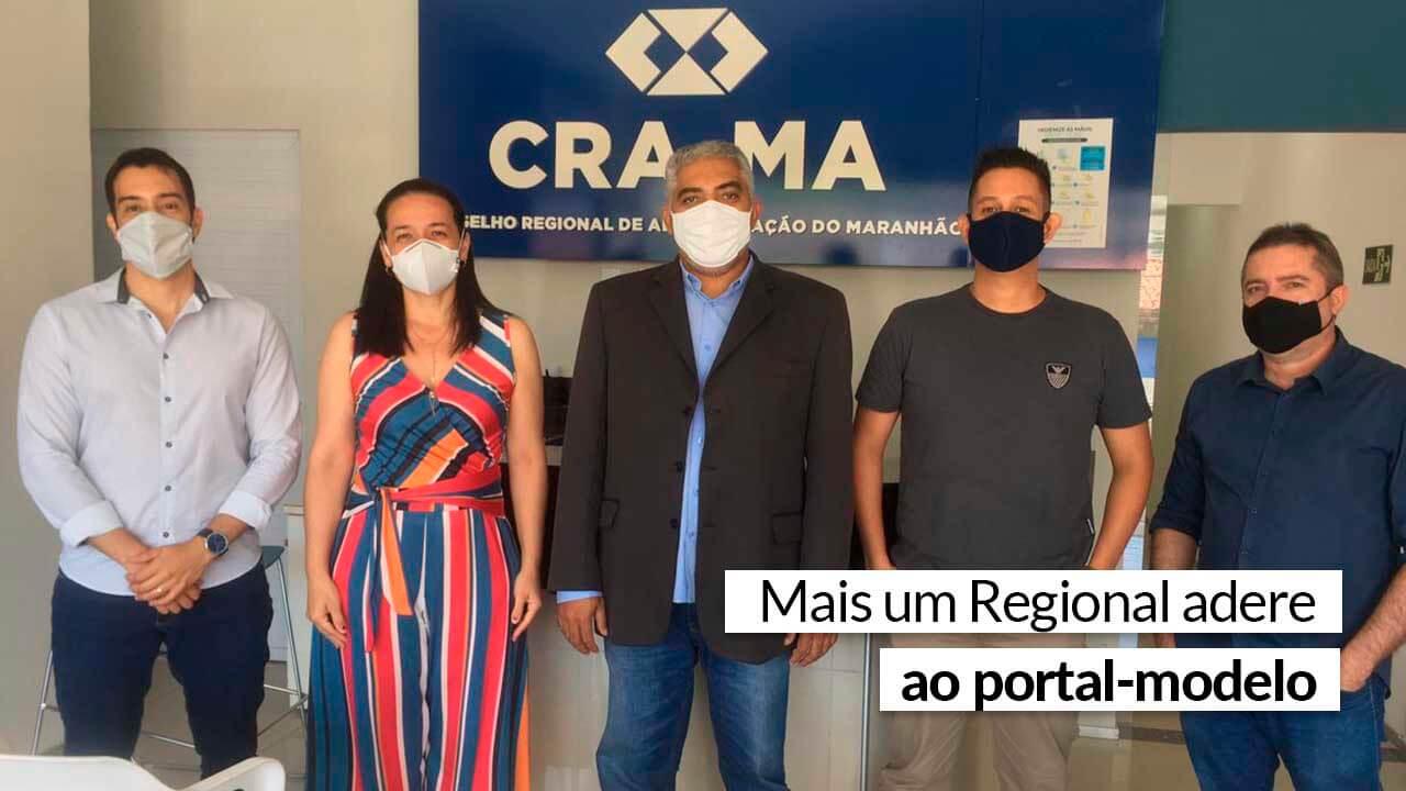 Read more about the article Novo site do CRA-MA deve ser lançado até o fim de julho
