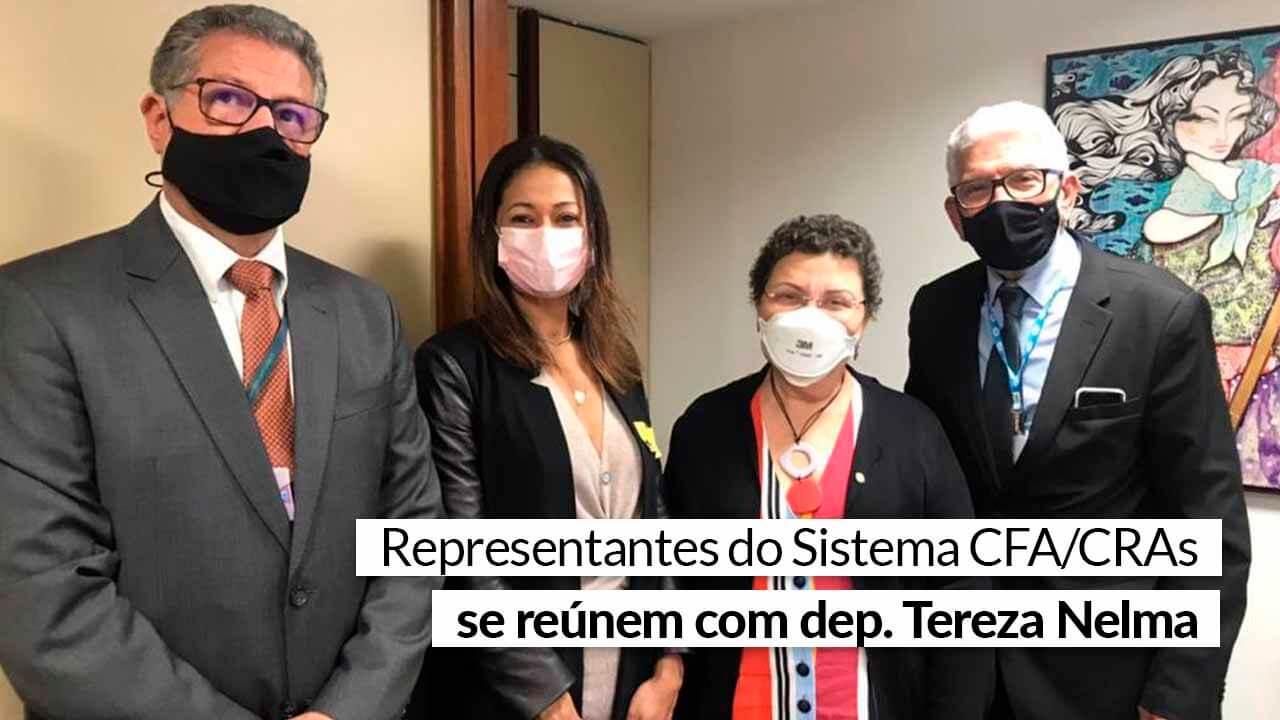 Read more about the article Articulação com a parlamentar é referente à PEC 108
