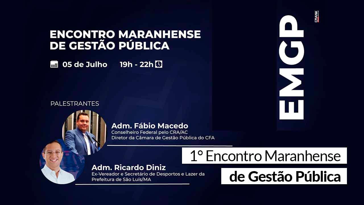 Read more about the article Encontro foi idealizado pelo Sindicato de Administradores do Maranhão e reuniu profissionais da área