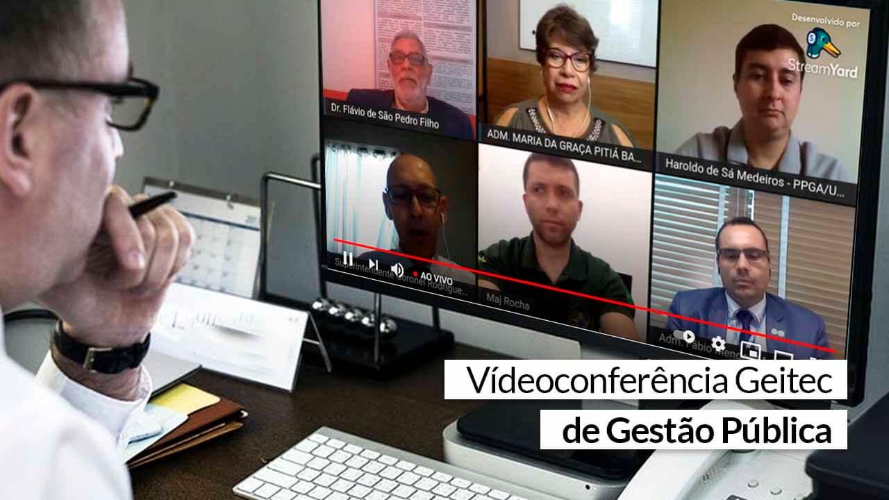 You are currently viewing Objetivo era gerar conhecimento sobre Gestão Pública