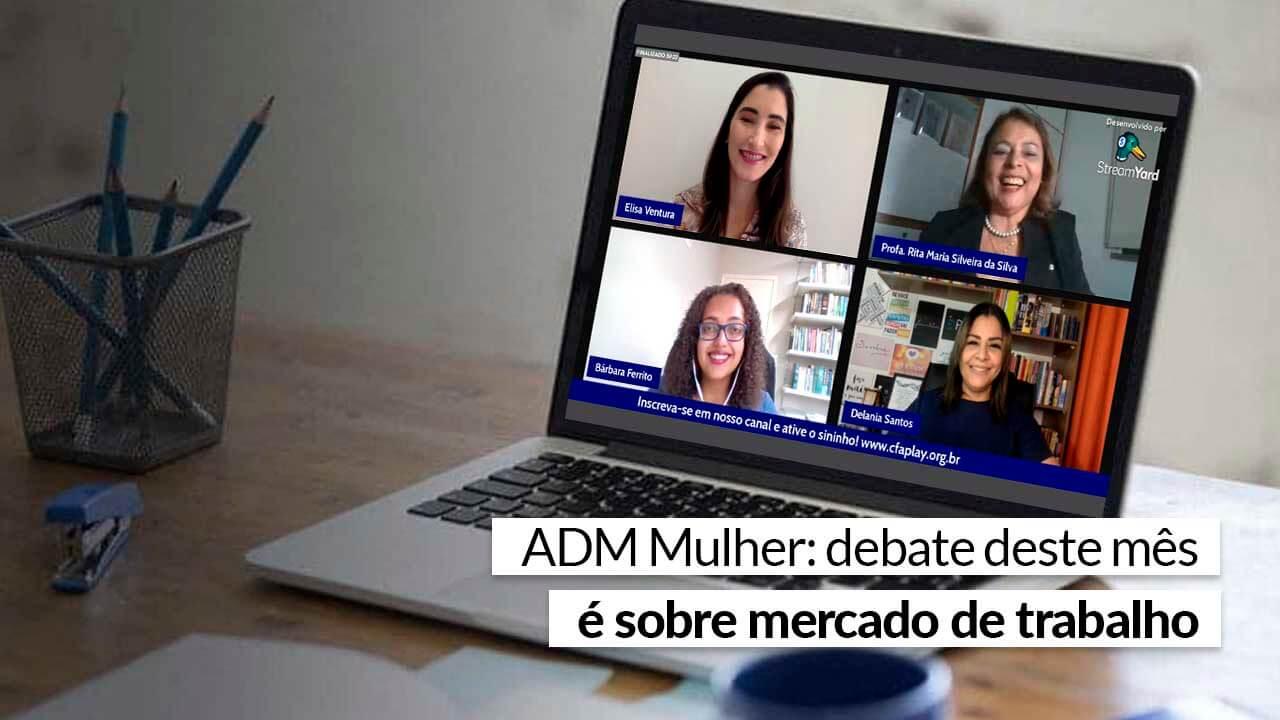 You are currently viewing Webinar traz panorama do mercado de trabalho feminino no Brasil