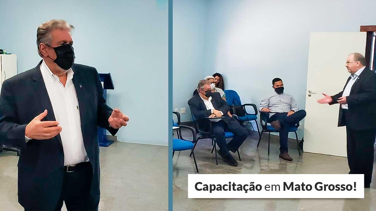 Read more about the article CRA-MT realiza dois dias de imersão voltada ao Planejamento Estratégico