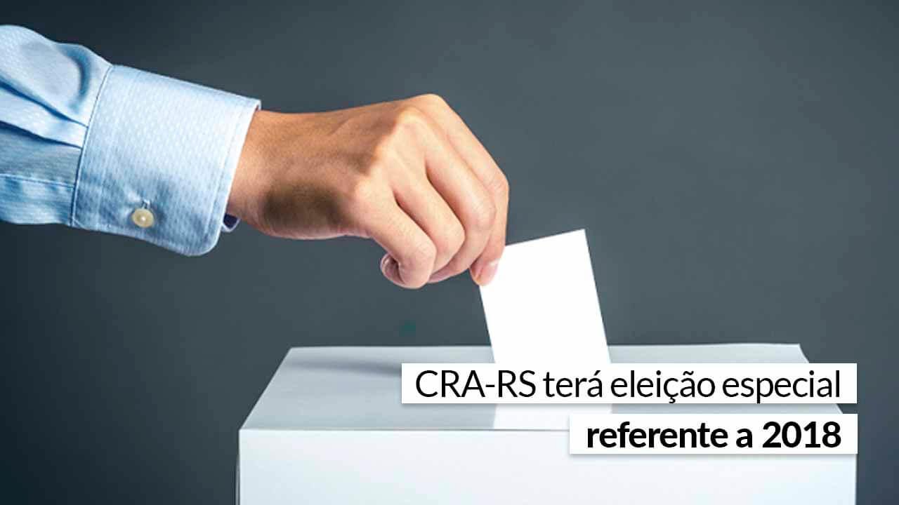 Read more about the article Eleições do CRA-RS serão refeitas em novembro, conforme consta no Diário Oficial da União