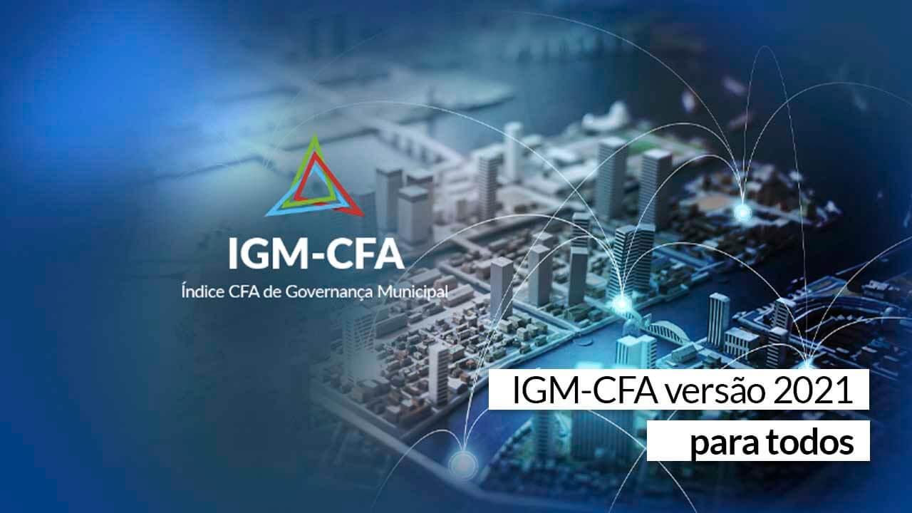 Read more about the article Dados de 2021 do IGM-CFA são abertos ao público