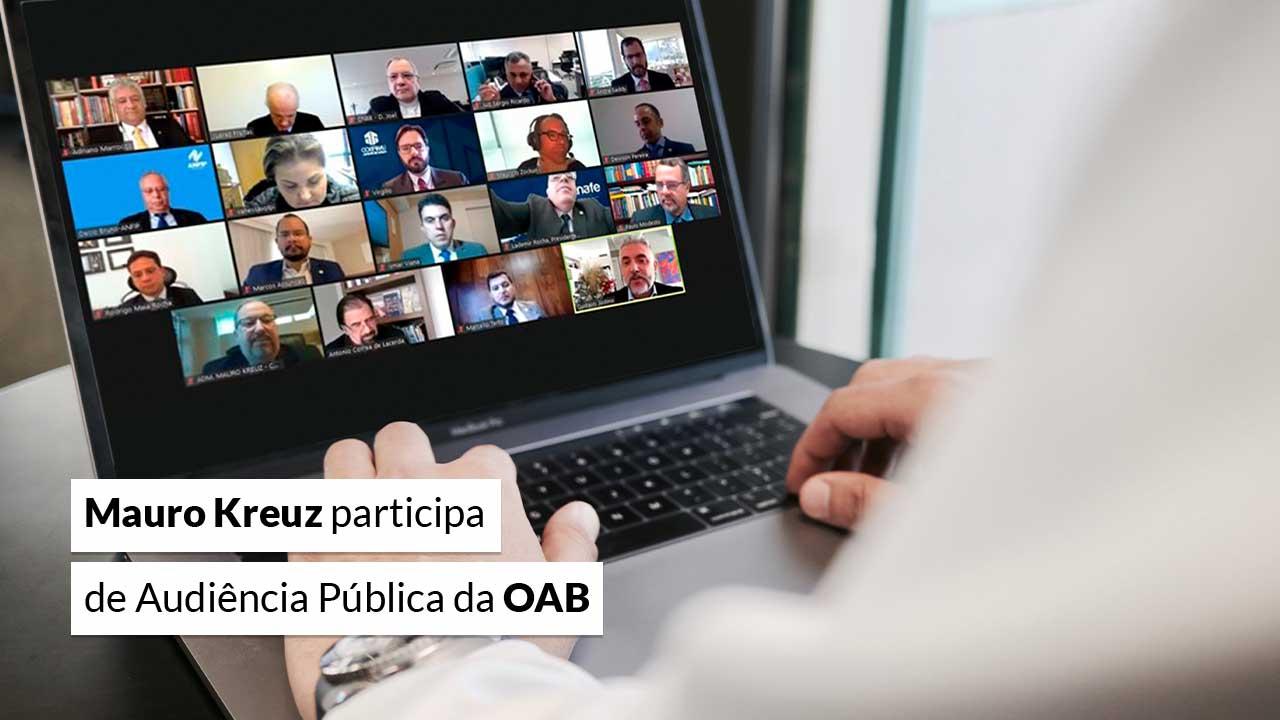Read more about the article Reunião abordou a PEC 32, sobre a Reforma Administrativa