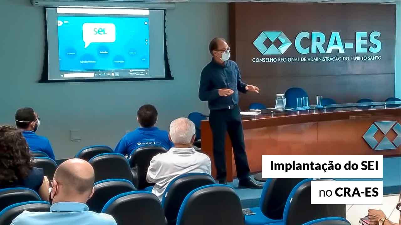 Read more about the article CRA-ES inova mais uma vez com procedimentos virtuais