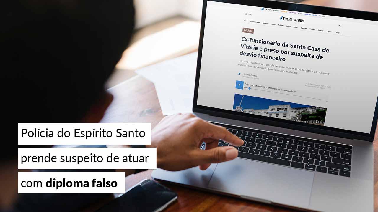 Read more about the article CRA-ES já havia autuado ex-funcionário da Santa Casa de Vitória