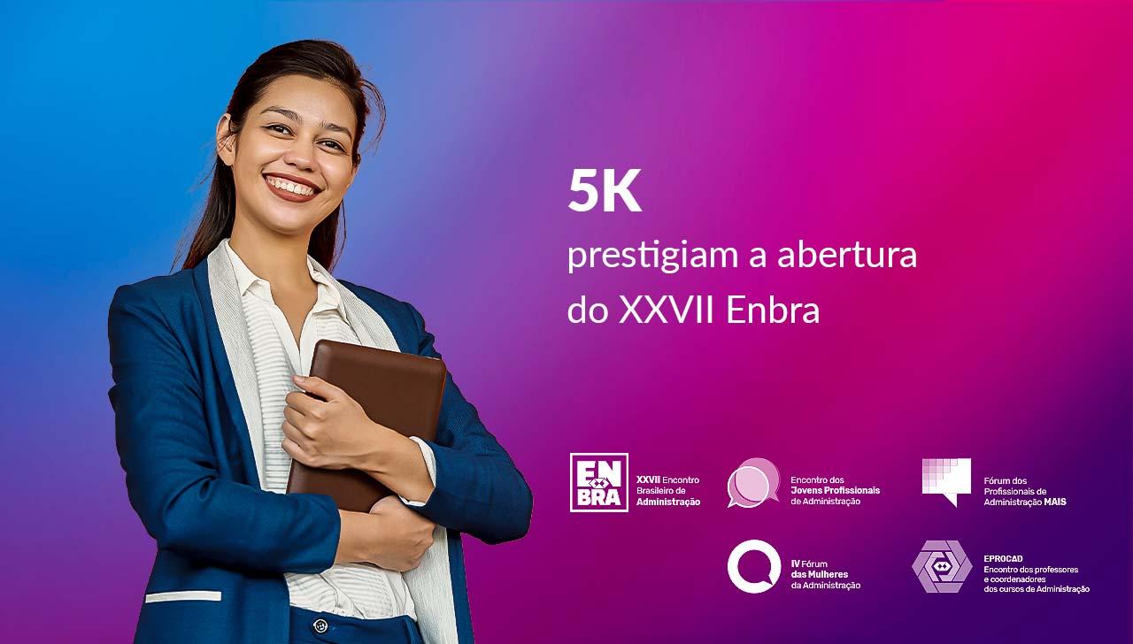 Read more about the article Maior evento da Administração é sucesso de público no primeiro dia