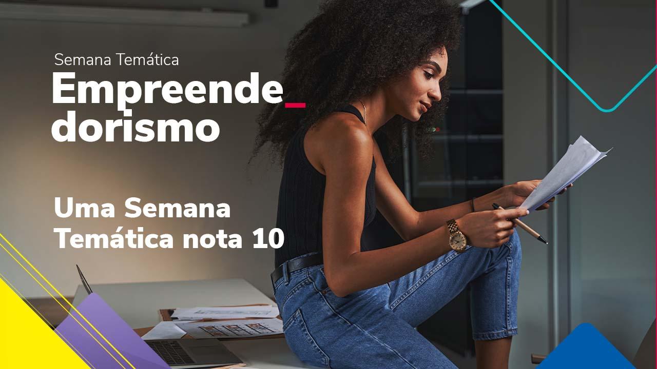 Read more about the article Em pesquisa de satisfação, público deu nota máxima à Semana Temática