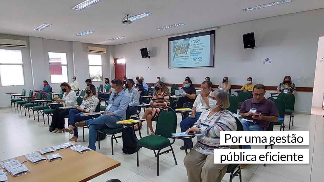 Read more about the article CFA e CRA-AC realizam workshop para disseminar boas práticas de gestão